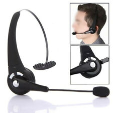 Office Wireless Bluetooth Headset for Cell Phone Skype Truck Driver Call Center