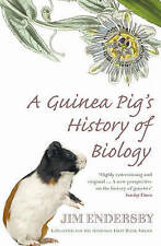 A Guinea Pig's History of Biology: The plants and animals who taught-ExLibrary