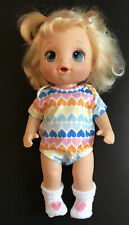 """15"""" 16"""" 17"""" Inch Doll Clothes for Baby Alive Rainbow Heart Romper & Booties"""