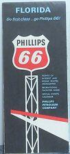 1969 Philips 66 Road Map of Minnesota & Metropolitan Minneapolis-St. Paul