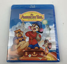 An American Tail - Steven Spielberg - A Don Bluth Film - Blu-Ray New Sealed