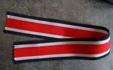 Originales Ordensband 2 WK - EK 2 - Eisernes Kreuz 30 x 290 mm