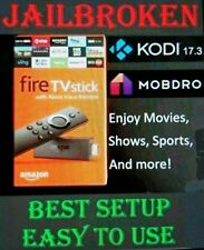 Amazon Fire TV Stick Media Streamer - Tv Addons 17.3 - Newest Version