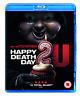 Happy Death Day 2U Bluray (UK IMPORT) BLU-RAY NEW