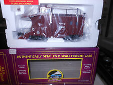 MTH PREMIER 20-98219 NY CENTRAL SNOW PLOW TRAIN CAR  NIB RATED C9 FACTORY NEW
