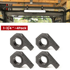 """1-3/4"""" Light Bar Mounting Bracket Roll Cage Tube Clamps for offroad Bumper"""