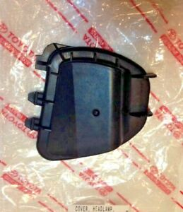 *NEW LEXUS IS350 IS250 ISF HEADLIGHT BACK CAP COVER HID XENON HALOGEN RIGHT