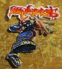 Limp Bizkit Collectable Rare Vintage Patch Embroided 90'S Metal Live