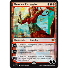 * Foil * MTG Chandra, Pyrogenius NM - Kaladesh