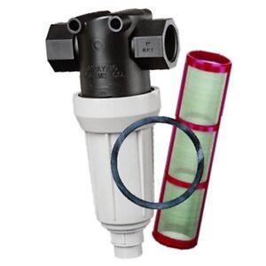 AAB126ML-4   Teejet Filter Strainer