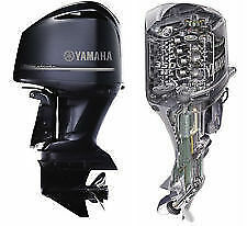 Yamaha Outboard 8HP 1996-2006 Factory Workshop Manual on CD