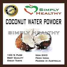 COCONUT WATER POWDER 250g BEST QUALITY SUPER FOOD AVAILABLE GREAT FLAVOUR