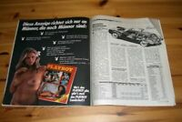 Autozeitung 14835) Interessant! Darauf sollten Porsche 911 (Bj. 1976-1982)-Gebr