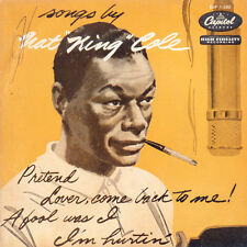 NAT KING COLE Songs By Nat King Cole FR Press Capitol EAP 1-500 EP