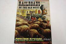 Rail Classics Magazine October 1973