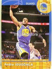 Panini NBA (Adrenalyn XL) 2013/2014 - #134 Andre Iguodala - Golden State Warrior