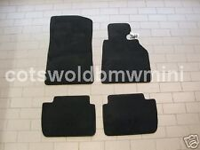Genuine BMW E46 3 Series Velour Floor Mat Set