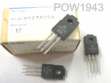 ( 2 Pc. ) Panasonic M5278D56 ( 78D56 ) Ic Transistor To-220 Fully Insulated, New
