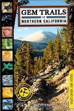 Gem Trails of Northern California book Newest Expanded Updated Edition brand new