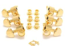 Genuine Grover GOLD Original Rotomatic Tuner 3X3 for Gibson Epiphone Guitar