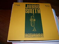 JABBO SMITH VOLUME TWO THE TRUMPET ACE OF THE 20'S-LP-NM-JAZZ-MELODEON