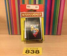 838 Warhammer Oldhammer DARK ELF ELVES - Banner Pack - BNIB