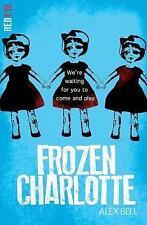 Frozen Charlotte (Red Eye) by Bell, Alex Book