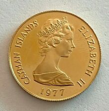 Cayman Islands - 1997-Proof Gold $50 Queen Anne Coins-See Gold Coins/Jewelry