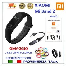 ⭐ XIAOMI MI BAND 2 ORIGINALE OROLOGIO BRACCIALE FITNESS ACTIVITY TRACKER