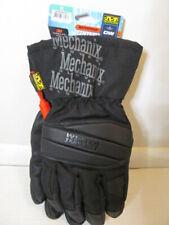 Mechanix Wear Mens Waterproof Winter Impact Gloves w 3M Thinsulate, Black