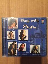 Sing With Sufis - Music Today Nusrat Fateh Ali Khan Abida Parveen Wadali Rare CD