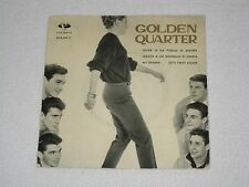 GOLDEN QUARTER MY BONNIE BEATLES COVER´S SPANISH ORIGINAL ISSUE EP 7""