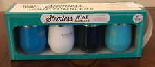 wine tumbler 4 pack New