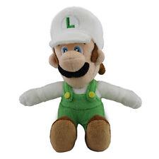 "Plush - Nintendo - Super Mario - Fire Luigi 9"" New Soft Doll Toys Licensed 1250"