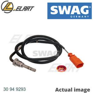 EXHAUST GAS TEMPERATURE SENSOR FOR AUDI A6 4F2 C6 BLB BRE BNA BRF CAGB BVG SWAG