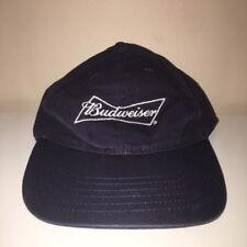 Budweiser Beer Bud Snapback Hat Cap OSFA Adjustable
