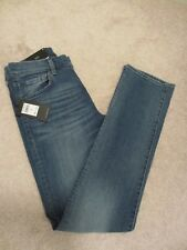 $199 NWT Seven 7 For All Mankind Jeans Mens 29x34 Standard Straight Leg Cotton