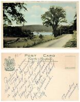 CANADA Postcard - Nova Scotia, Cape Breton, Whycocomagh, Motor Highway (B23)