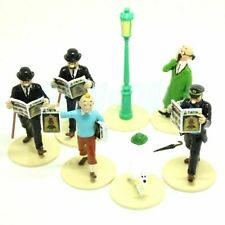 Tintin Figurines en Alliage Lisez Tintin Collection Seleziona Select Sélectionne