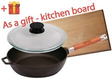 Frying Amp Grill Pans With Lid For Sale Ebay