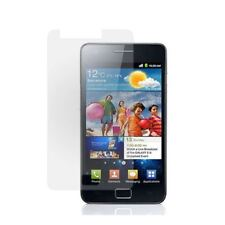 2x TOP QUALITY CLEAR LCD SCREEN PROTECTOR FOR SAMSUNG GALAXY SII S2 S 2 i9100