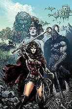 Wonder Woman The Rebirth Deluxe Edition Book 1 (Rebirth) by Greg Rucka (Hardback, 2017)