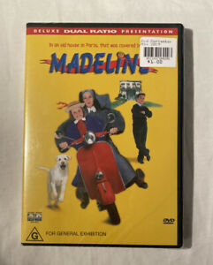 Madeline (1998) - DVD - Family Adventure Comedy - New Sealed - Free Post