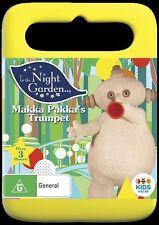 IN THE NIGHT GARDEN - MAKKA PAKKA'S TRUMPET (DVD, 2017) BRAND NEW