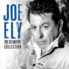 Joe Ely - Definitive Collection (NEW CD)