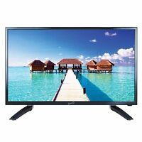 "Supersonic SC-3210 32"" 1080p LED HDTV w/ 120Hz Refresh Rate, 2 HDMI/1 USB Ports"