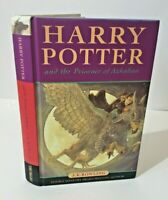 Harry Potter And The Prisoner Of Azkaban book 1st Edition 2nd Print Hardback