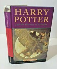 Harry Potter And The Prisoner Of Azkaban book 1st Edition 2nd Print Hardback