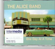 (FM408) The Alice Band, One Day At A Time - 2001 DJ CD
