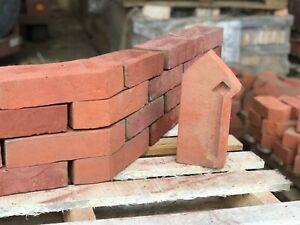 Handmade Dogleg Bricks Chalfont Red Small Specials H G Matthews Buckinghamshire